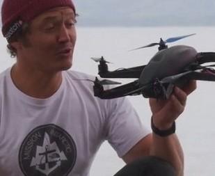 HEXO Drone Kickstarter Campaign