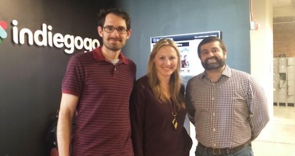 Indiegogo Founders