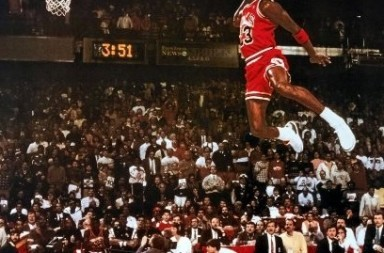 Michael Jordan Slam Dunk Contest