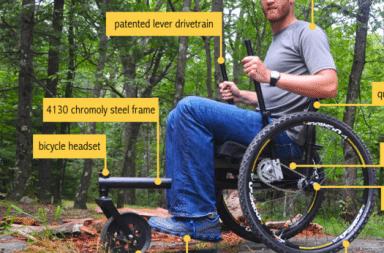 Freedom Chair Kickstarter Campaign