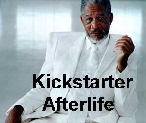 Kickstarter After Life