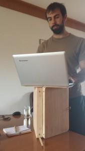 Shido Stand Prototype