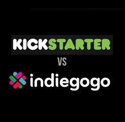 Kickstarter and Indiegogo at the Same Time