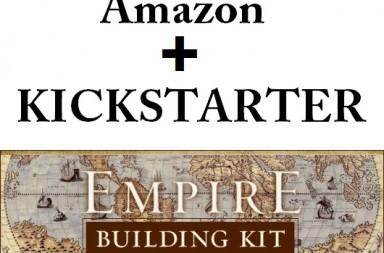 Amazon and Kickstarter