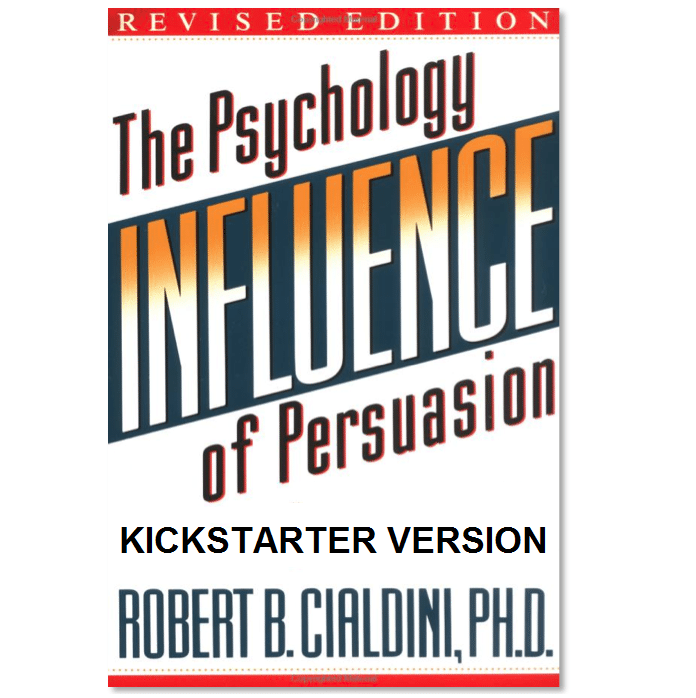 the psychology of persuasion by robert cialdini pdf