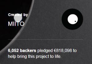 Miito Kickstarter