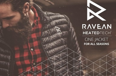 Ravean heated jacket