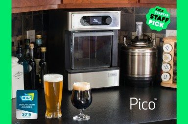 Pico brewing system product photo