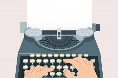 storytelling typewriter