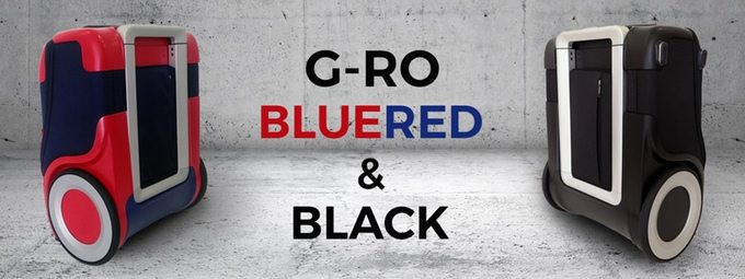 G-RO colors