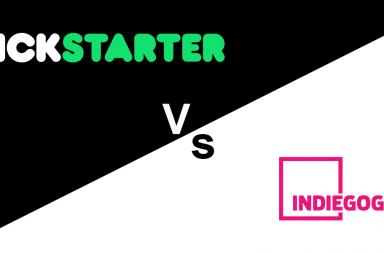 kickstarter vs indiegogo