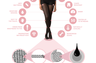 Sheerly Genius Tights