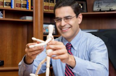 John Rizvi, Patent Professor