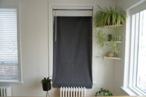 Sleepout Curtain